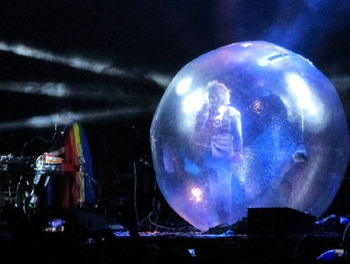 The Flaming Lips @ Bluedot 2018