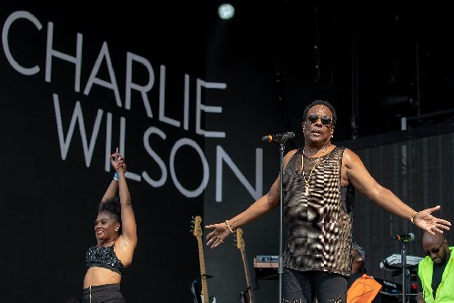 Charlie Wilson @ British Summer Time 2018