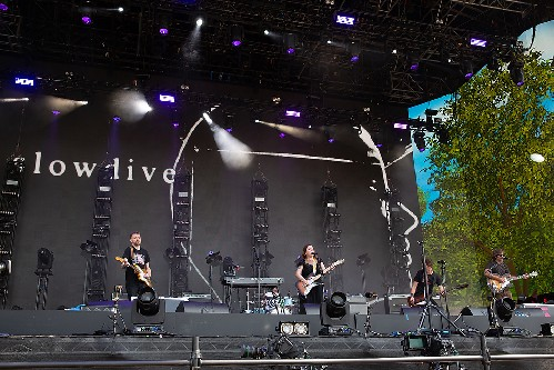 Slowdive @ British Summer Time 2018