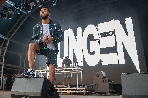 Yungen @ British Summer Time 2018