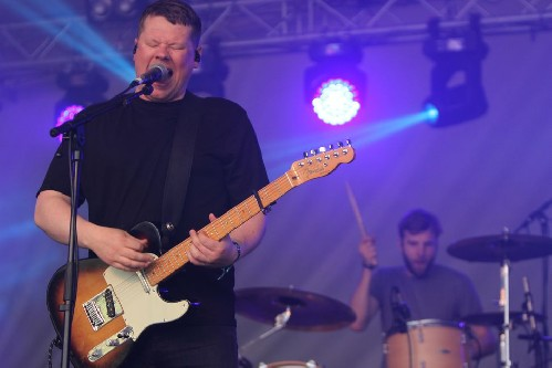 We Were Promised Jetpacks @ Doune The Rabbit Hole 2018