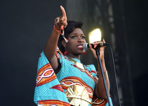 Ibibio Sound Machine @ Electric Fields 2018
