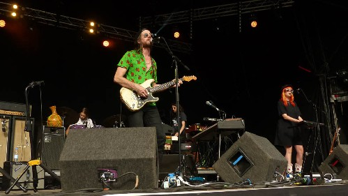 Jonathan Wilson @ End Of The Road Festival 2018