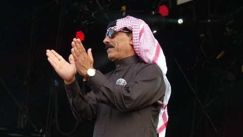 Omar Souleyman @ End Of The Road Festival 2018