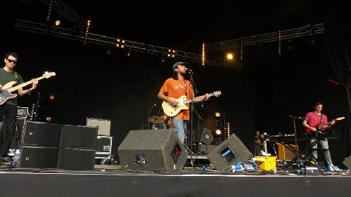 (Sandy) Alex G @ End Of The Road Festival 2018