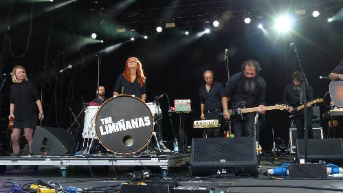 The Liminanas @ End Of The Road Festival 2018