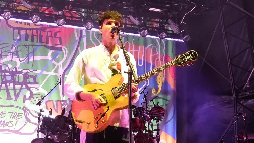 Vampire Weekend @ End Of The Road Festival 2018