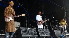 Imarhan @ End Of The Road Festival 2018