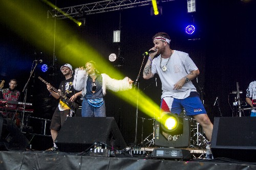 Rhythm Of The 90s @ Fairweather Festival 2018