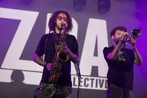 Ezra Collective @ Field Day 2018
