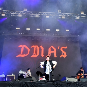 DMA's for Edinburgh Summer Sessions 2021