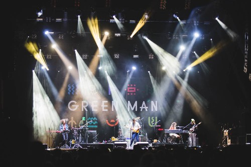 Dirty Projectors @ The Green Man Festival 2018