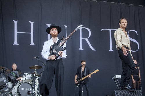 Hurts @ Isle of Wight Festival 2018