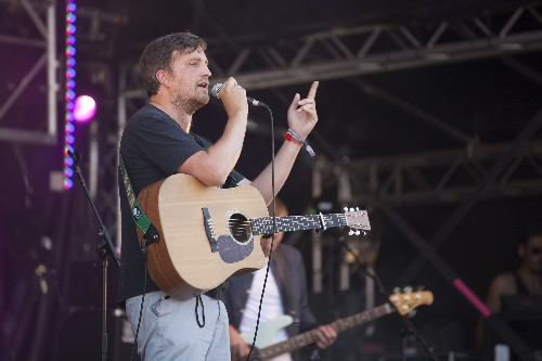 James Walsh @ Isle of Wight Festival 2018