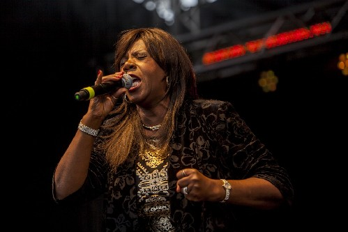 Jaki Graham @ Jack Up The 80s 2018
