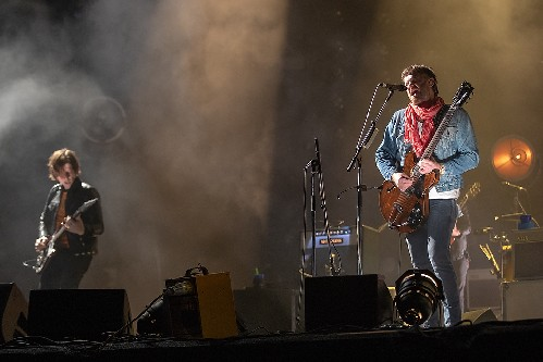 Kings of Leon @ Leeds Festival 2018
