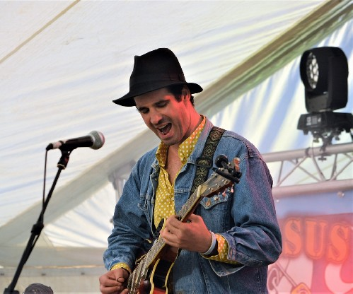 The Surfin' Birds @ The Cursus Cider & Music Festival 2018