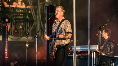 Queens of the Stone Age @ Queens Of The Stone Age @ Finsbury Park 2018
