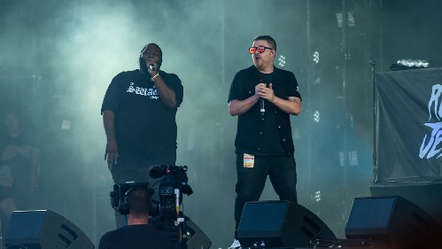 Run the Jewels @ Queens Of The Stone Age @ Finsbury Park 2018