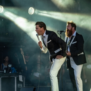 tickets on sale for The Hives, The Fratellis, & The Sandinistas at Heritage Live at Audley End 2019