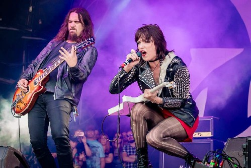 Halestorm @ Ramblin' Man Fair 2018