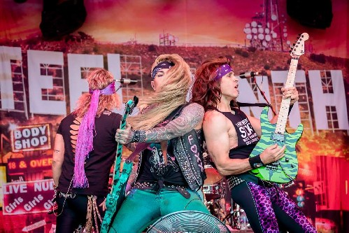 Steel Panther @ Ramblin' Man Fair 2018
