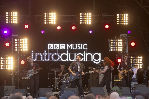 Fizzy Blood @ Reading Festival 2018