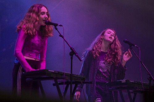 Let's Eat Grandma @ Reading Festival 2018