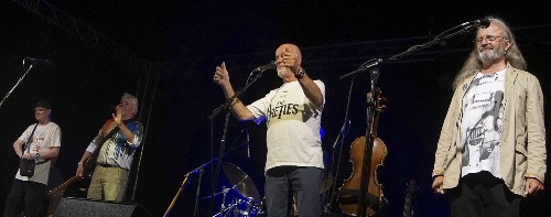 Fairport Convention @ Sidmouth Folk Week 2018