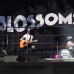 tickets on sale for Blossoms at Stockport County's Edgeley Park