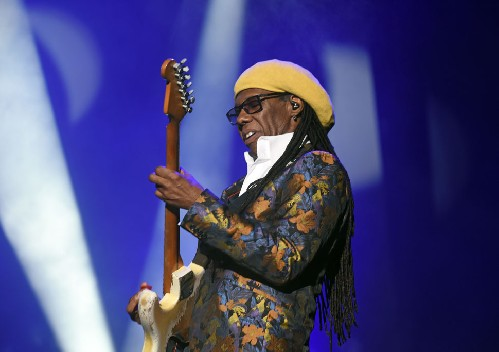 Chic featuring Nile Rodgers @ Wilderness 2018