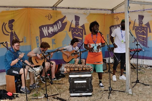 K.O.G & the Zongo Brigade @ WOMAD 2018