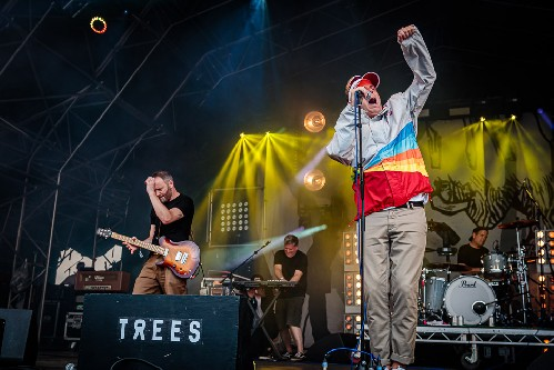 A @ 2000trees Festival 2019