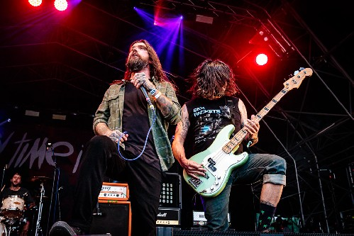 Every Time I Die @ 2000trees Festival 2019