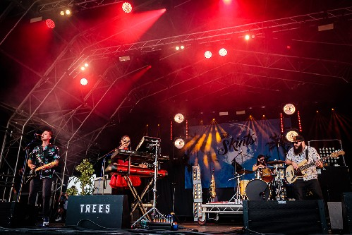 The Skints @ 2000trees Festival 2019