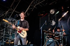 The Wood Burning Savages @ 2000trees Festival 2019