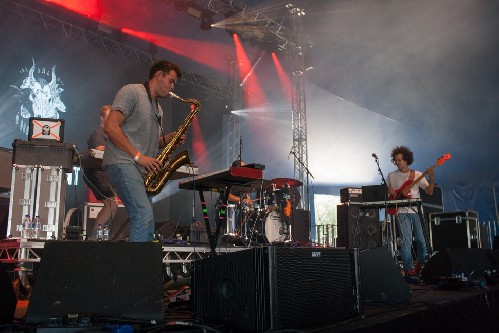 The Physics House Band @ ArcTanGent Festival 2019