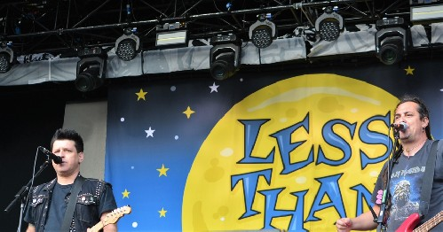 Less Than Jake @ Beautiful Days 2019