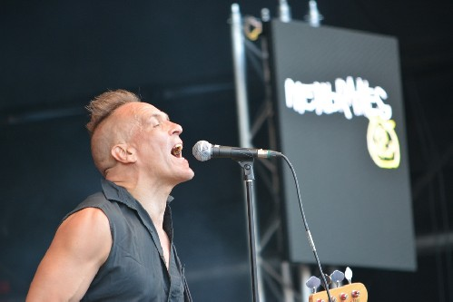 The Membranes @ Beautiful Days 2019