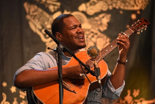 Jerron 'Blind Boy' Paxton @ Black Deer Festival 2019