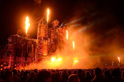 Relic Stage Boomtown Fair 2019