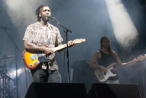 Bloc Party @ Bristol Sounds 2019
