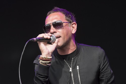 Rick Witter & Paul Banks (Shed Seven acoustic) @ Camp Bestival 2019