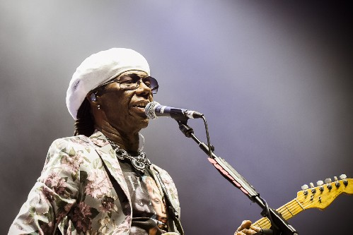 Nile Rodgers and CHIC @ Camp Bestival 2019