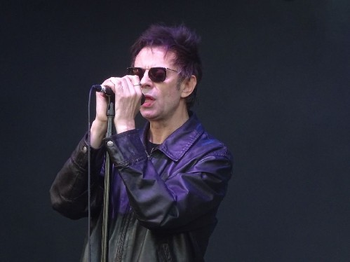 Echo and the Bunnymen @ Cornbury Music Festival 2019
