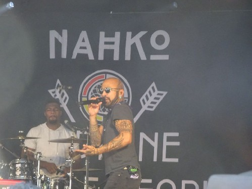 Nahko and Medicine for the People @ Cornbury Music Festival 2019