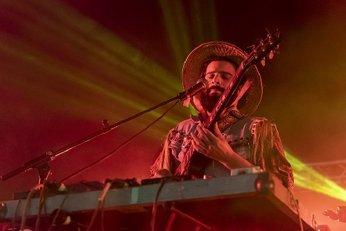 Flamingods @ Deer Shed Festival 2019