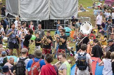 New York Brass Band @ Deer Shed Festival 2019