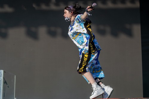 Billie Eilish @ Glastonbury Festival 2019