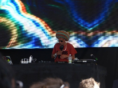 Don Letts @ Glastonbury Festival 2019